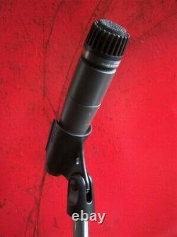 Vintage RARE 1980's Shure Brothers PE65L dynamic cardioid microphone 545SD SM57