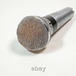 Vintage Shure 565 Unisphere 1 Dynamic Microphone Pre SM58 Sounds Great