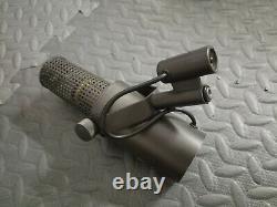 Vintage Shure SM7 Broadcast Studio Dynamic Microphone