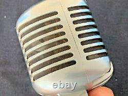 Vintage Shure Unidyne dynamic model 556s Microphone Elvis