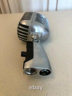 2ème Prix Drop Shure 55sh Series II Iconic Unidyne Cardioïde Dynamique Vocal MIC