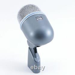 Box Ouverte Shure Beta52a Microphone Dynamic Supercardioid Drum