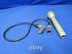 Electro Voice Re50 Microphone À Main Dynamique Omnidirectionnel Avec Câble Xlr