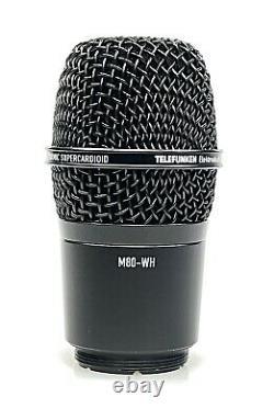 Élément Telefunken M80-wh M80 Utilisé Pour Shure Wireless