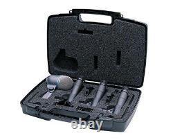 Kit Microphone De Batterie Shure Dmk57-52