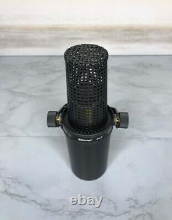 Microphone Dynamique Shure Sm7