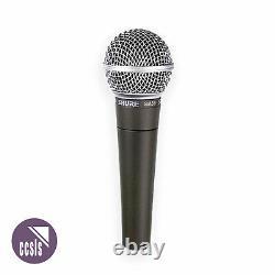 Microphone Vocal Dynamique Shure Sm58