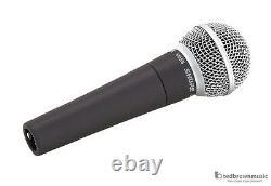 Microphone Vocal Portable Dynamique Shure Sm58-lc