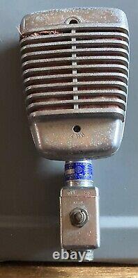 Modèle Vintage Shure Dynamic Microphone No 51