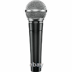 Nouveau Shure Sm58-lc Microphone Professionnel Dynamique (sennheiser, Audio-technica)