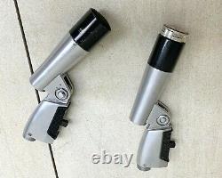 Paire De Shure 545s Series 2 Unidyne III Unidirectional Dynamic Microphones