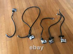 Randall Peut Intérieur 5pc MIC Package Système Pour Fûts Audxi D6 D4 + Shure