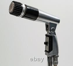 Shure 545s Series 2 Unidyne III Microphone Dynamique Unidirectionnel Testé-travail