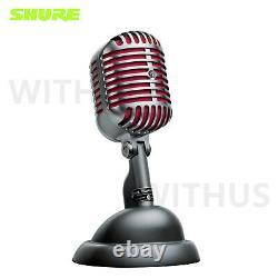 Shure 5575le Unidyne Edition Limitée 75e Anniversaire Microphone Vocal