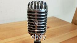Shure 55sh Series II Cardioïde Iconique Dynamique Vocal MIC