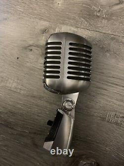 Shure 55sh Series II Microphone Vocal Dynamique Unidyne