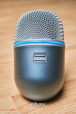Shure Beta-52a Dynamic Kick Drum Microphone MIC Nouveau