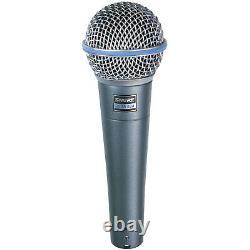 Shure Beta 58a Microphone Dynamique