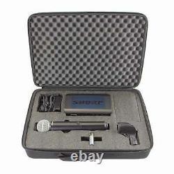 Shure Blx24 Vocal Wireless System Avec Sm58 MIC Blx24/sm58 Blx24sm58