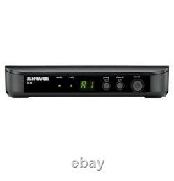 Shure Blx24/sm58 Système Sans Fil Portatif Upc 042406471381