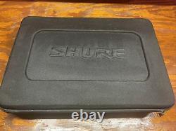 Shure Dmk57-52 Kit De Microphone Dynamique À Tambour Filaire