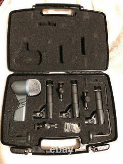 Shure Drum MIC Kit Dmk57-52 Beta 52a Sm57