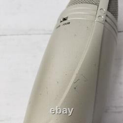 Shure Ksm44 Grand Diaphragme Multipattern Condenser Pro Microphone Boîtier En Métal