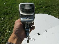 Shure Model 51 Sonodyne Dynamic Microphone Non Testé