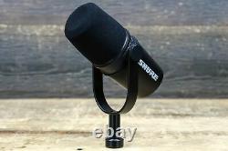 Shure Mv7 Podcast Microphone Usb Et Xlr Dynamic Cardioid Podcast Microphone