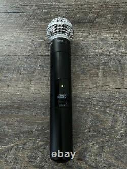 Shure Pgxd2 / Sm58 X8 Portable Sans Fil Sm58 Microphone Transmetteur Wow
