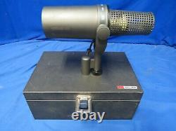 Shure Sm7 Microphone Dynamique Non Pare-brise Veuillez Lire