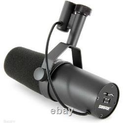 Shure Sm7b Cardioid Microphone Vocal Dynamique