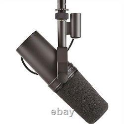 Shure Sm7b Microphone Vocal Flambant Neuf