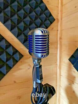 Shure Super 55 Deluxe Microphone Vintage