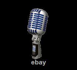Shure Super 55 Microphone Vocal Dynamique Supercardioïde Upc 0042406171991