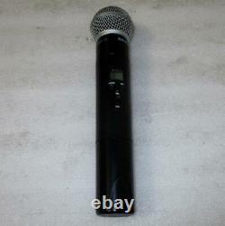 Shure Ulx2-g3 Sm58 Microphone Portable Sans Fil 470-506mhz