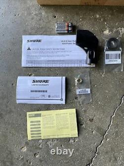 Shure Ulxd2 Sm58 Microphone Sans Fil Emetteur G50 470-534mhz