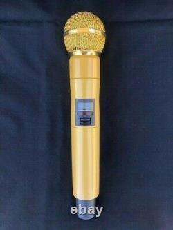 Shure Ulxd2 Transmetteur Sans Fil Portatif Beta58a Bande G50