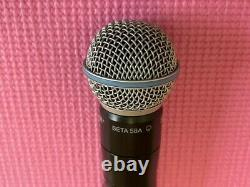 Shure Ulxd2/sm58-l50 Microphone Dynamique Sans Fil Avec Beta 58a Capsule