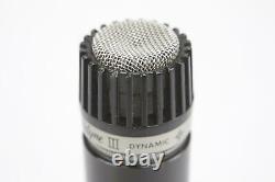 Shure Unidyne III 545 Microphone Dynamique MIC Vintage Sm57 A Besoin De Travail #43603