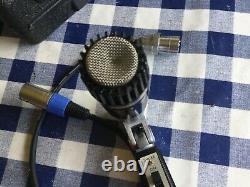 Shure Unidyne Iii. Modèle 545s Série 2. Microphone Dynamique Vintage