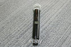 Shure Ur2 Microphone Sans Fil Portatif Avec Tête Sm58 H4/518-578