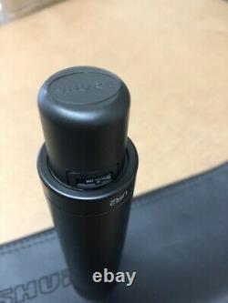 Shure Ur2 Wireless Handheld Mint/ Nouvelle Capsule Sm58 Ur2/sm58 H4 518 578 Mhz