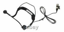 Shure Wh20xlr Casque Microphone Dynamique Wired Cardioid Xlr Connecteur