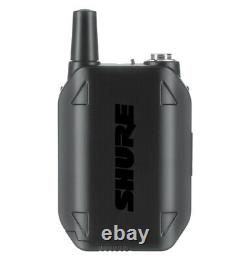 Système Sans Fil Shure Glxd14/b98 Horns Beta 98a Upc 0042406080811