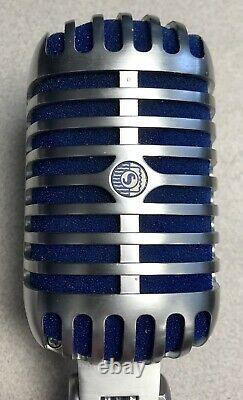 Très Nice Shure Super 55 Supercardoid Microphone Dynamique MIC