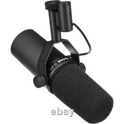 Utilisé Shure Sm7b Microphone Vocal Dynamique Cardioïde