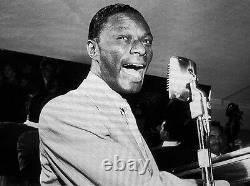 Vintage 1960 Shure 51 Microphone Dynamique Multi Z W Câble Nat King Cole # 3