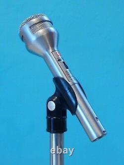 Vintage 1970s Electro Voice 627c Dynamic Dual Z Microphone Et Accessoires Shure