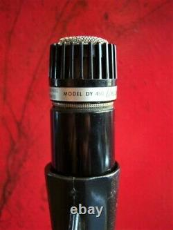 Vintage Années 1960 Shure Brothers 545 / Dy45g Dynamique Microphone Cardioïde W Extras